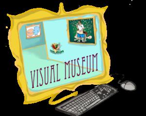 museo digitale sfondo