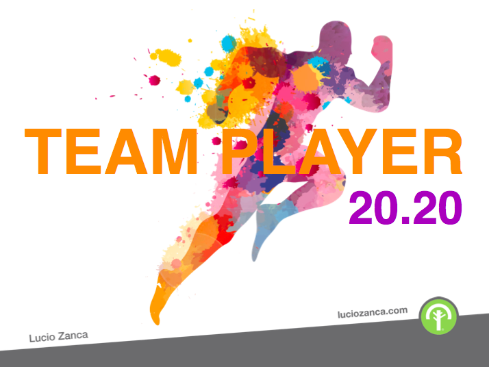 Lucio Zanca - Team Player 20.20